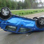 Dacia überschlagen: BMW verursacht Unfall auf A9 bei Dittersdorf