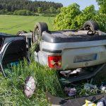 Schwerer Unfall im Ilm-Kreis: Fahrer war alkoholisiert