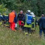 Gleitschirmfliegerin bei Blankenhain abgestürzt und schwer verletzt