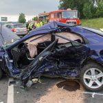 Unfallverursacher stirbt: Tödlicher Verkehrsunfall im Ilm-Kreis