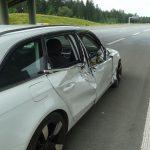 PKW-Insassen nach seitlicher Kollision bei Dittersdorf verletzt
