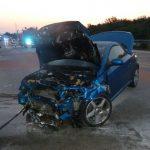 Zwei Schwerverletzte nach Unfall auf A9 im Saale-Holzland-Kreis