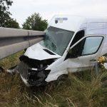 Schwerer Unfall am Stauende auf der A9 bei Eisenberg