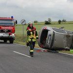 Vier Verletzte nach Verkehrsunfall bei Kalteneber