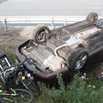 Sekundenschlaf ursächlich für Unfall auf der A9 bei Triptis