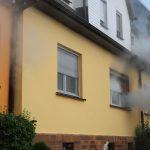 Erdgeschoss eines Wohnhauses in Gräfenwarth ausgebrannt