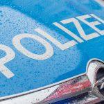 Über Rot gefahren und vor der Polizei in Kranichfeld geflüchtet