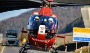 Verkehrsunfall mit schwer verletztem Motorradfahrer im Wartburgkreis