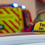Brand eines Wohnhauses in Suhl – 32 Kameraden im Einsatz