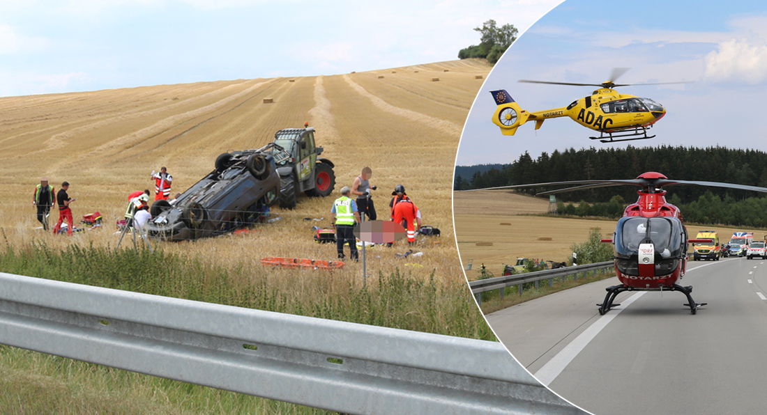 Unfall A9 Gestern Allersberg