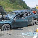 Sechs Verletzte bei Verkehrsunfall auf A71 im Ilm-Kreis