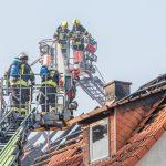 Einzugstermin stand schon fest: Haus in Uhlstädt fiel Flammen zum Opfer