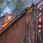 Einsatzkräfte beschimpft: Wohnhaus im Landkreis Hildburghausen abgebrannt