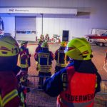 Hoher Sachschaden nach Brand in einer Produktionshalle in Arnstadt