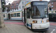 Rotlichtverstoß: Enormer Sachschaden nach Unfall mit Straßenbahn in Jena