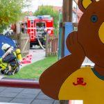 Rauchentwicklung in der Kita Hexengrundknirpse ruft Feuerwehr auf den Plan