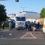 Quadfahrer übersehen: Mann in Erfurt lebensbedrohlich verletzt