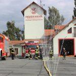 Gefahrguttraining: Feuerwehr Heiligenstadt macht sich fit für neues Spezialfahrzeug