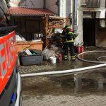 Brand in Heizungsraum rief Wehren aus Gotha auf den Plan