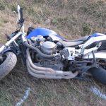 Frau wird bei Motorradunfall im Weimarer Land lebensbedrohlich verletzt