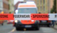 Gebäudebrand in Tambach-Dietharz: Mann stirbt, Jugendliche schwer verletzt