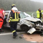 Wagen überschlug sich mehrfach: Frau stirbt bei Unfall auf A9