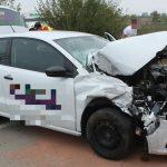 Drei Verletzte nach Kollision mit Wohnmobil auf der A9