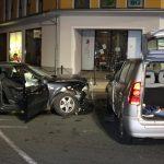 Fataler Vorfahrtsfehler fordert vier verletzte Personen in Schleiz