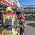 Freiwillige Feuerwehren proben Ernstfall in der Zentralklinik Bad Berka