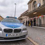 Großeinsatz der Polizei nach Fund von Waffen am Hauptbahnhof Weimar