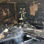 Verpuffung eines Ölofens im Kyffhäuserkreis: Frau wird schwer verletzt
