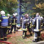 Mehrere verletzte Bewohner bei Kellerbrand in Wohnblock Bad Salzungen