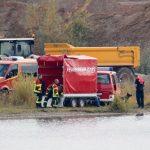 Leiche in Kiesgrube bei Arnstadt geborgen - Ist der vermisste Mann tot?