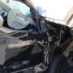 Drei Schwerverletzte nach Unfall mit Reifenplatzer auf A9 bei Dittersdorf