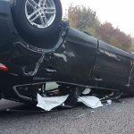 Vorfahrt missachtet: Drei Verletzte nach Unfall bei Erfurt-Waltersleben