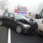 Überholmanöver bei Nebel und Gegenverkehr im Saale-Orla-Kreis ging gewaltig schief