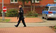 Großeinsatz der Polizei in einer Berufsschule in Nordhausen