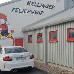 Einbruch ins Gerätehaus der Feuerwehr Mellingen - Bargeld entwendet