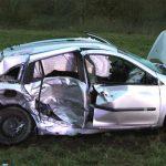 Kontrolle verloren: Renault schleudert bei Heiligenstadt auf die Gegenfahrbahn
