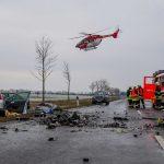Schrecklicher Unfall bei Erfurt fordert viertes Todesopfer – 2-Jährige stirbt