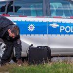 Weiträumige Absperrung: Fund einer Panzerfaustgranate in Erfurt