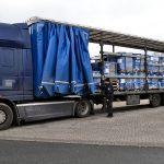Gefahrgut-Laster rast mit über 100 Sachen auf der A4 bei Hermsdorf