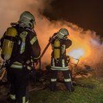 Zeugen gesucht: Schwere Brandstiftung und Einbruch in Erfurt-Marbach