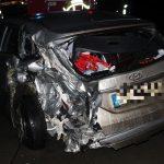 Fahrstreifenwechsel führt zu Verkehrsunfall auf A9 bei Rodaborn