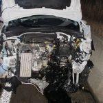 Peugeot kracht auf A4 bei Mellingen in einen Lastzug