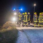 Zwei Erwachsene und fünf Kinder bei Unfall im Landkreis Hildburghausen verletzt