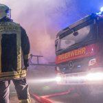 Kripo ermittelt Feuerteufel nach Brand am Schloss Belvedere in Weimar