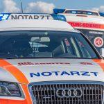 Überholvorgang im Landkreis Sömmerda ging schief: Frau schwer verletzt