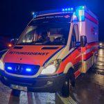 Zu schnell bei Regen: Fahranfänger und Beifahrer bei Gotha schwer verletzt