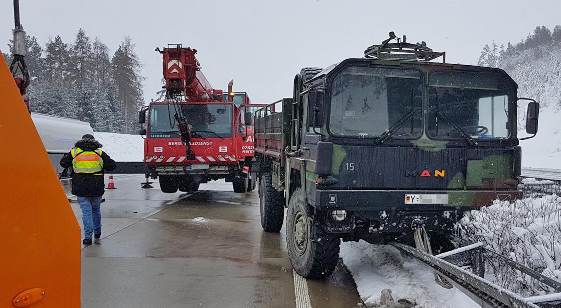 Unfall Bundeswehr Heute